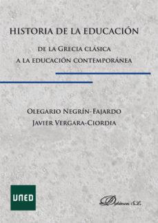 DYKINSON HISTORIA DE LA EDUCACIÓN