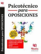 RODIO PSICOTÉCNICOS PARA OPOSICIONES