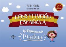 TECNOS CONSTITUCIÓN ESPAÑOLA. LOS ESQUEMAS DE MARTINA