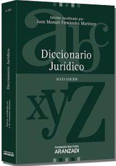 ARANZADI DICCIONARIO JURÍDICO 6ªED