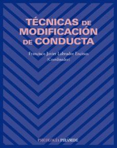 PIRÁMIDE TÉCNICAS DE MODIFICACIÓN DE CONDUCTAS