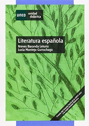 UNED LITERATURA ESPAÑOLA