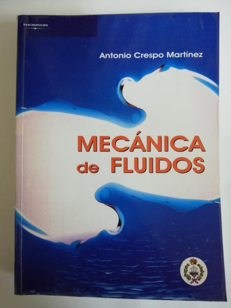 PARANINFO MÉCANICA DE FLUIDOS