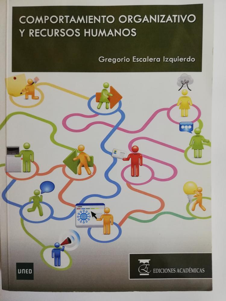 EDICIONES ACADÉMICAS COMPORTAMIENTO ORGANIZATIVO Y RECURSOS HUMANOS