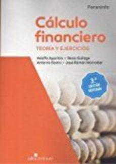 PARANINFO CÁLCULO FINANCIERO. TEORÍA Y EJERCICIOS