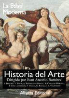 ALIANZA EDITORIAL HISTORIA DEL ARTE 3 LA EDAD MODERNA
