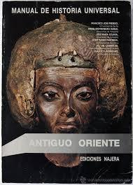NÁJERA Manual de historia universal II Antiguo Oriente