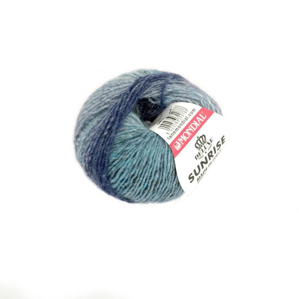 Mondial Sunrise - 801 Blau Negre