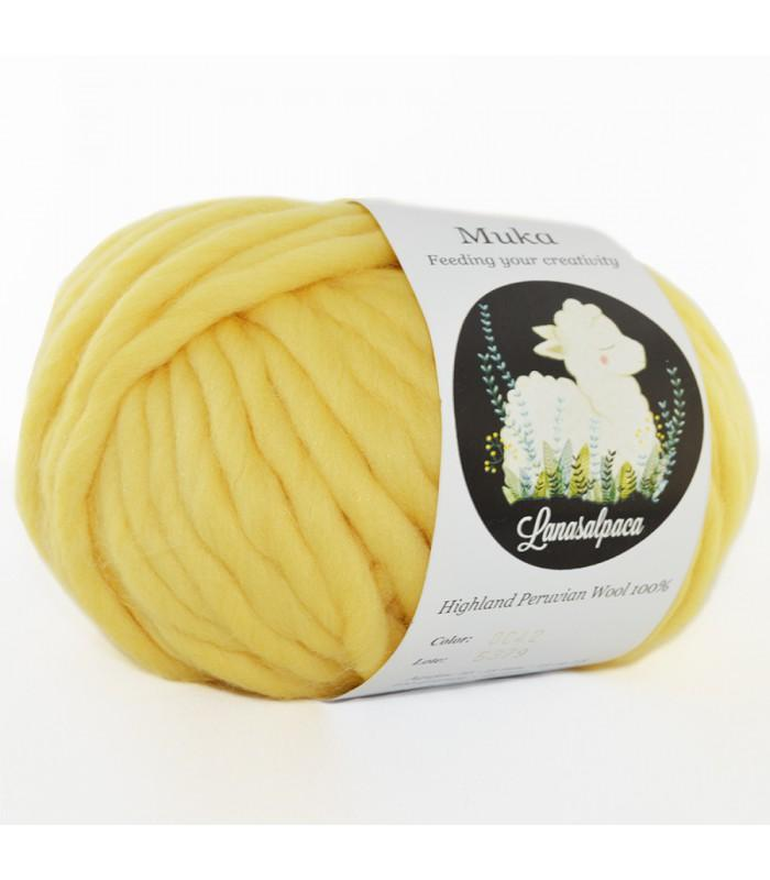 Lanas Alpaca Muka