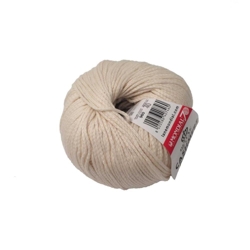 Modial Cashmere Cotton - Natural 960