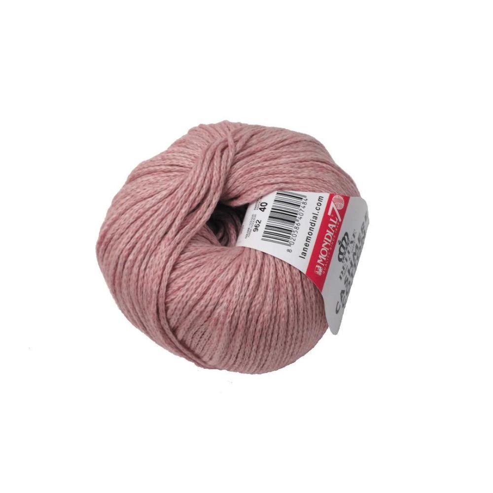 Modial Cashmere Cotton - Rosa Fuerte 962