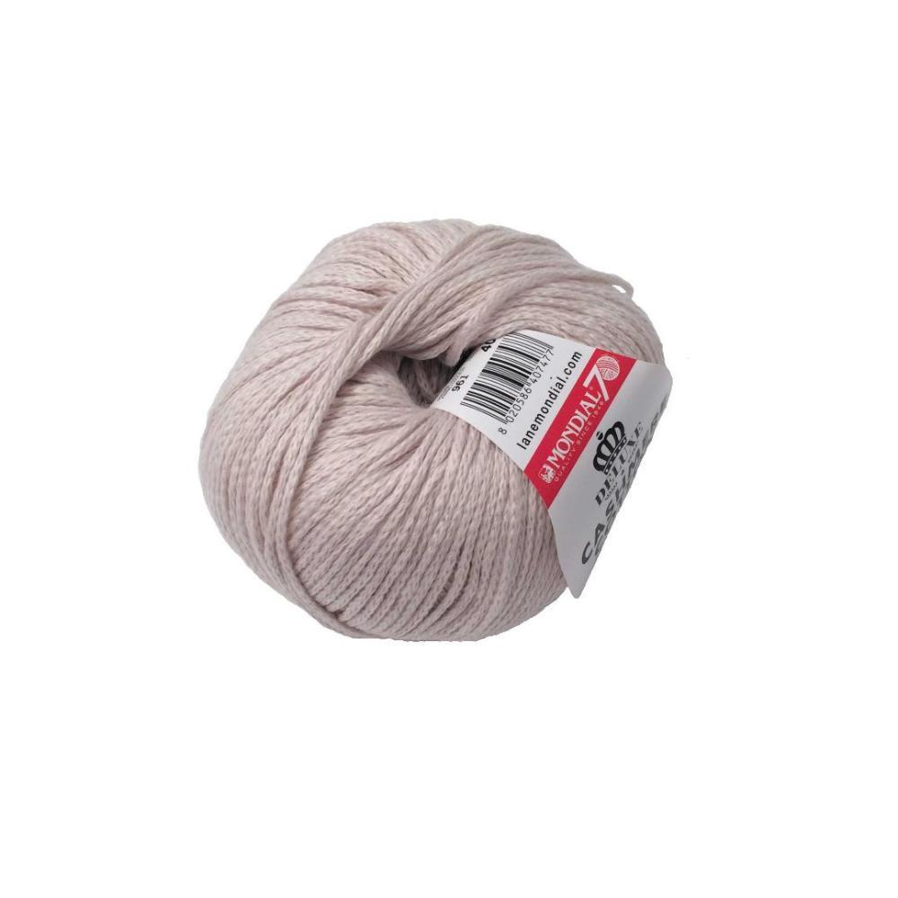Modial Cashmere Cotton - Rosa Claro 961