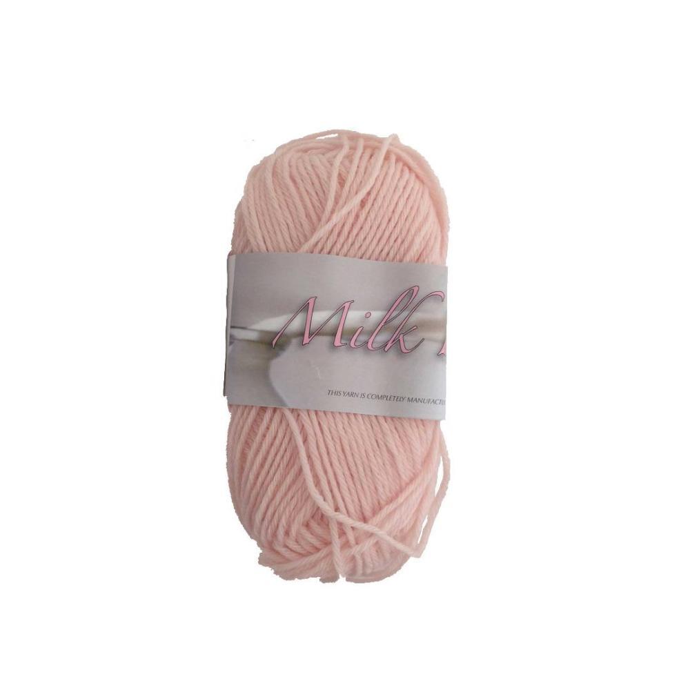 Tricoart - Milk Bebe Rosa Claro 03