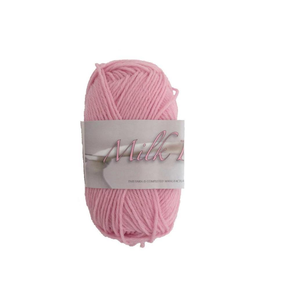 Tricoart - Milk Bebe Rosa Fuerte 90
