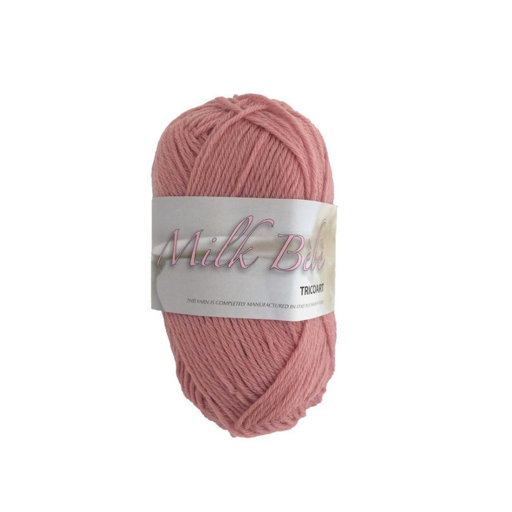 Tricoart - Milk Bebe Rosa Sucio 18
