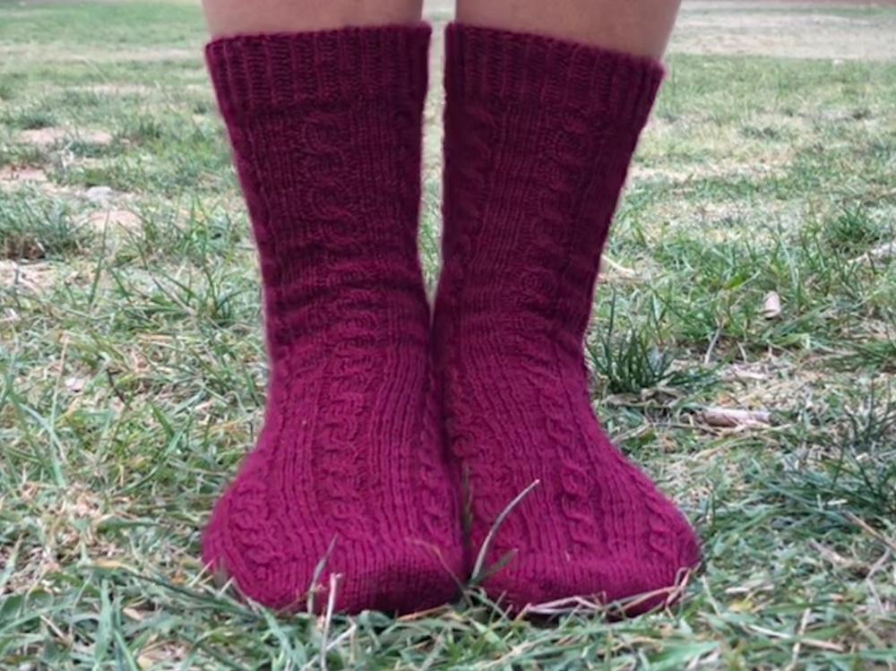 Trekking socks 3 Llanàrium