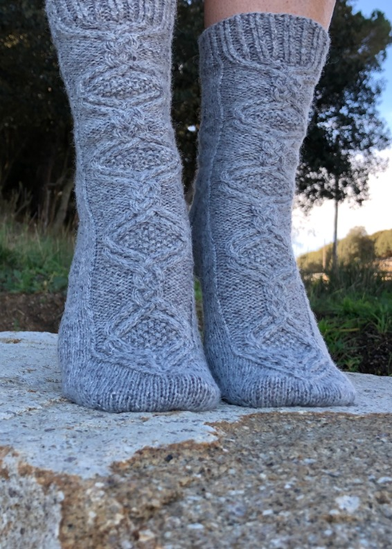 Patró winter socks
