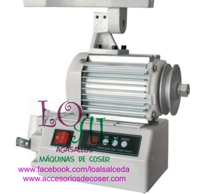 motor servo maquina de coser industrial