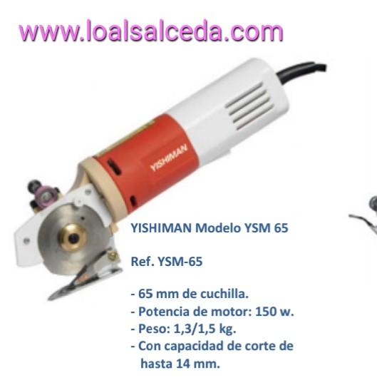 MAQUINA DE CORTE YISHIMAN YSM65