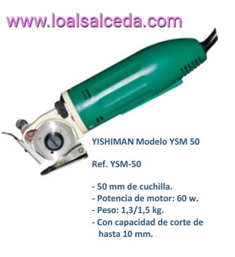 MAQUINA DE CORTE YISHIMAN YSM50