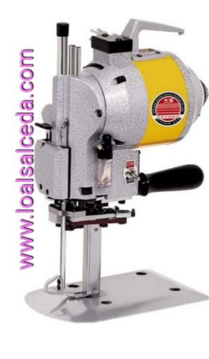 maquina de cortar tela industrial ,cortadora industrial