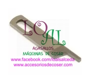 CUCHILLA MOVIL REMALLADORA SINGER 14SH754