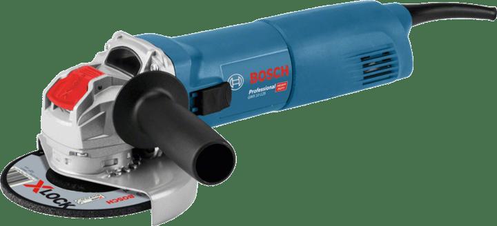 Bosch Amoladora GWX 10-ø125 XLock