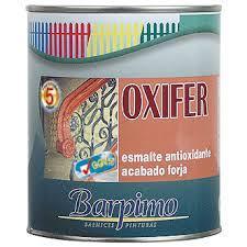 Barpimo Pintura Metálica Oxifer