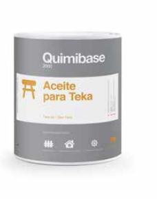 Quimibase Aceite Para Teka