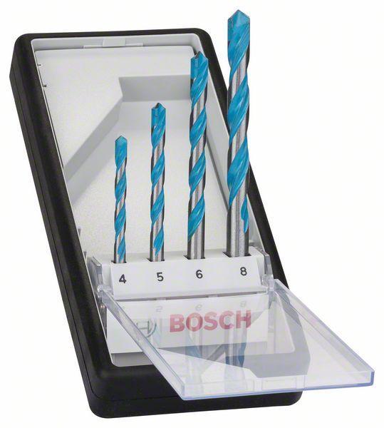 Bosch Estuche Brocas Multiconstrucción