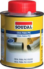 Soudal Cola PVC