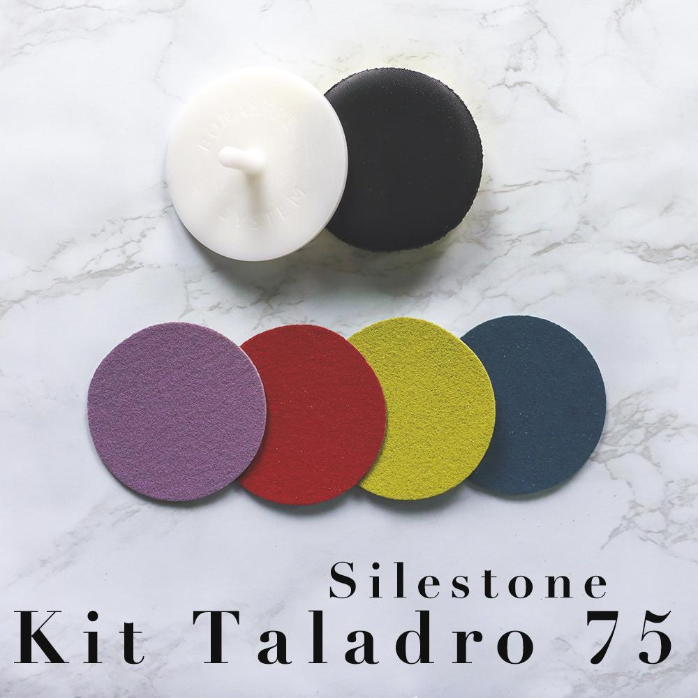 Kit Taladro Silestone 75