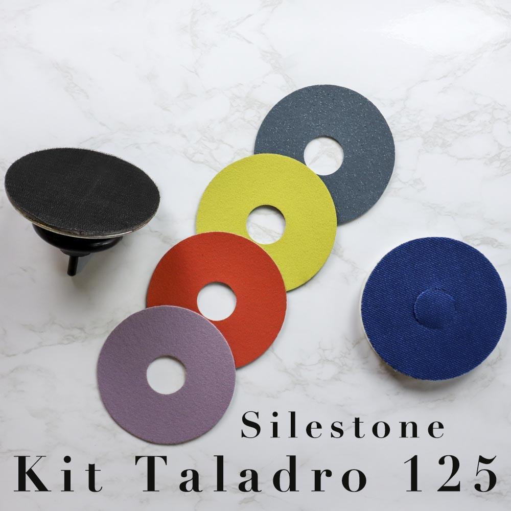 Kit Taladro Silestone 125