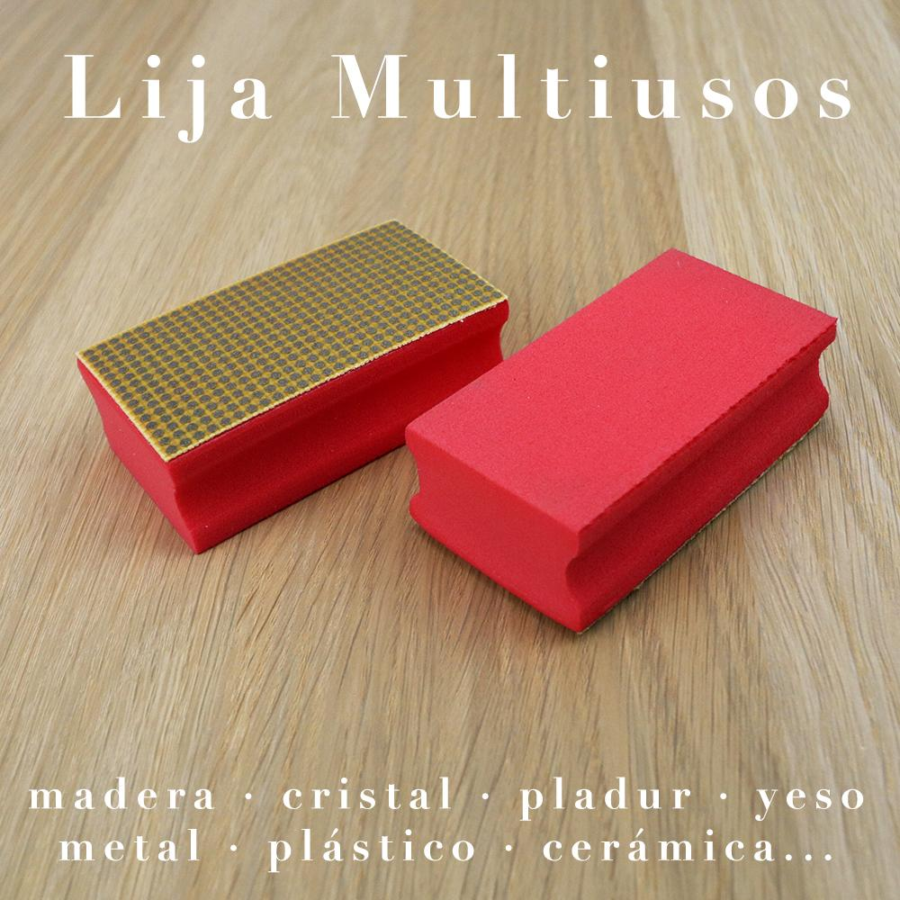 Kit Multiusos Lijadora