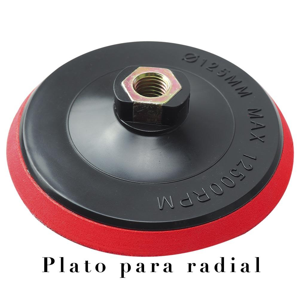 Magic Renova Plato Radial 125