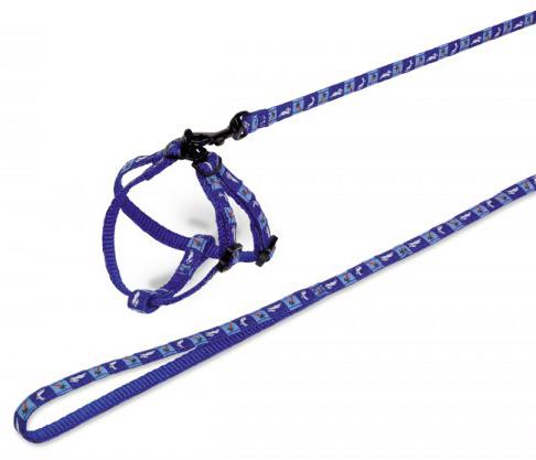 nobby arnes+correa roedores con diseño y color azul