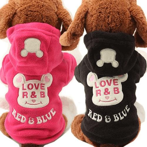 Love R&B Sudadera con gorro osito