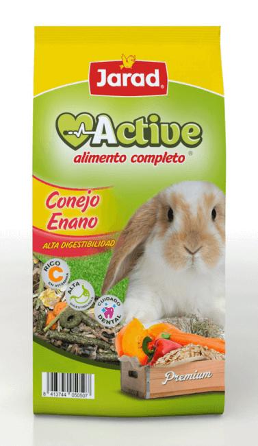 Jarad Conejo Enano Alta digestibilidad