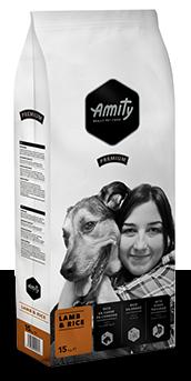 Amity Adulto Cordero y Arroz