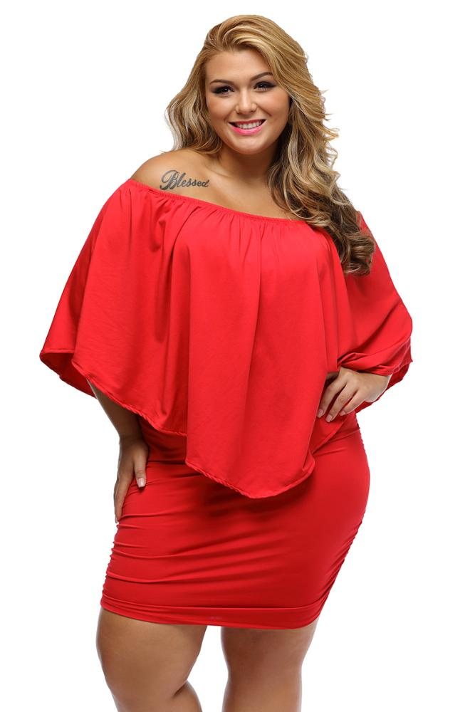 Vestido Anne Rojo
