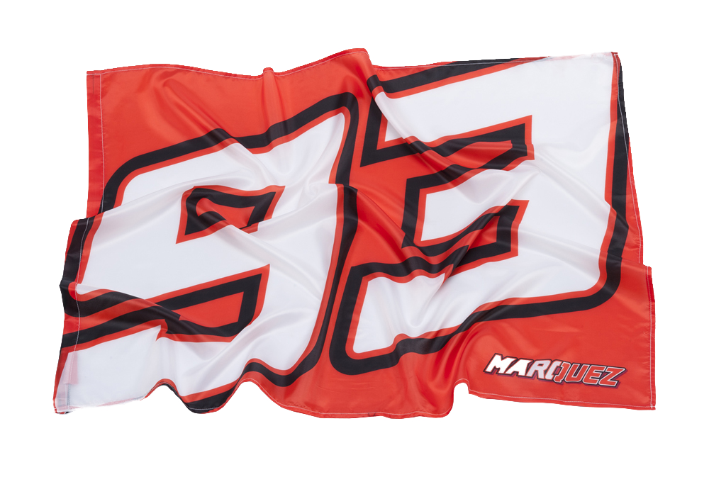 MERCHANDISING Bandera MM93