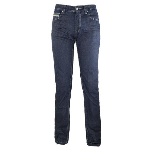 ON BOARD Jeans Hombre KEVLAR PREMIUM 01 azul + PROTECCIONES