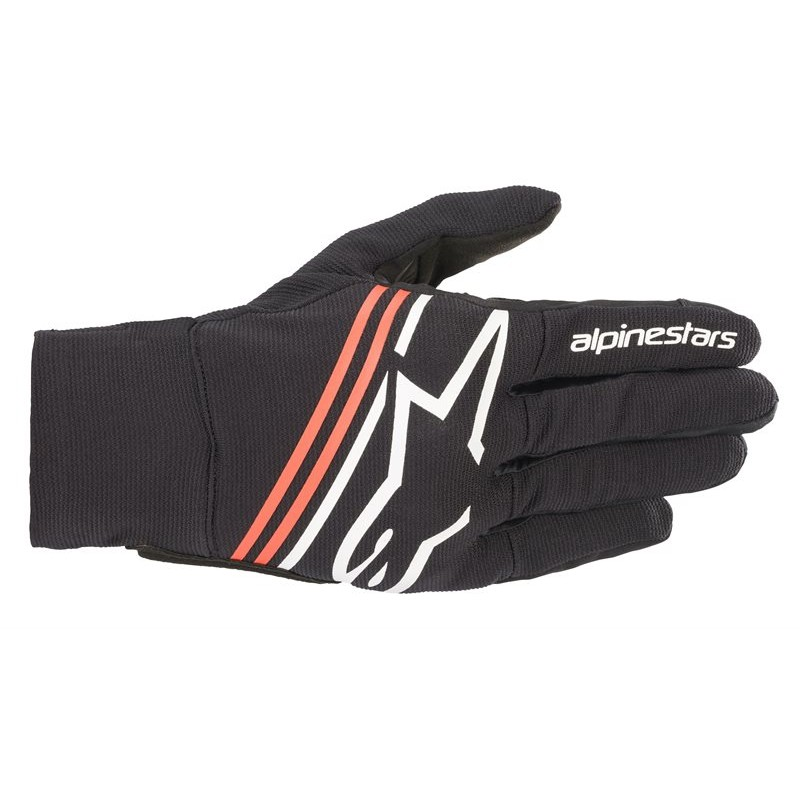 ALPINESTARS Reef Black / White / Red Fluo