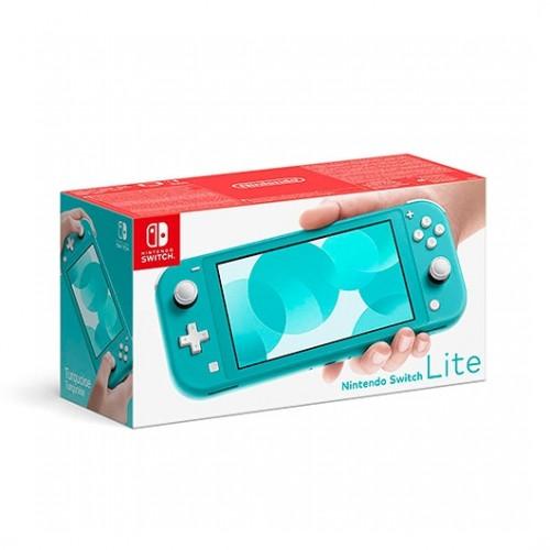 Nintendo Switch Lite Consola Azul Turquesa
