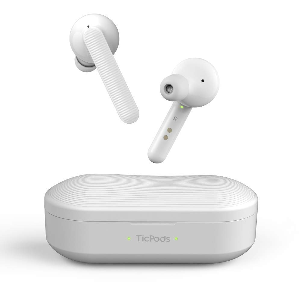 MOBVOI TicPods Auriculares Bluetooth - Free Ice