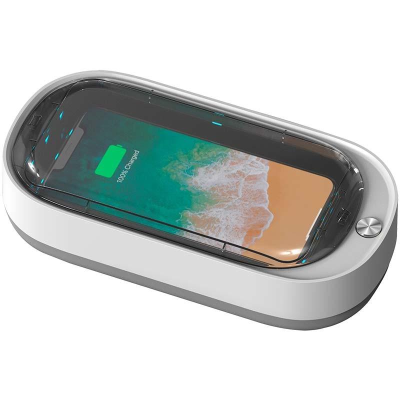 Esterilizador UV S100 Desinfectante con Carga Inalambrica
