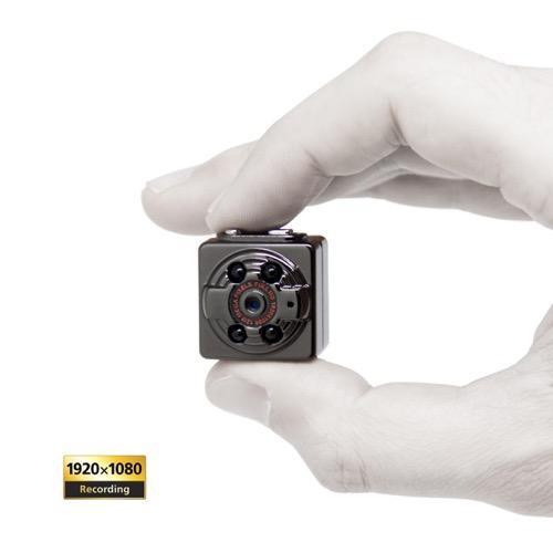 UNOTEC Micro Cámara Full HD