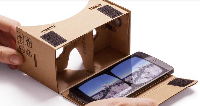 UNOTEC Cardboard VR Gafas 3D para Smartphone