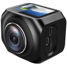 EKEN R360 Camara Deportiva 4K WiFi 360° Panoramic con LCD y Mando