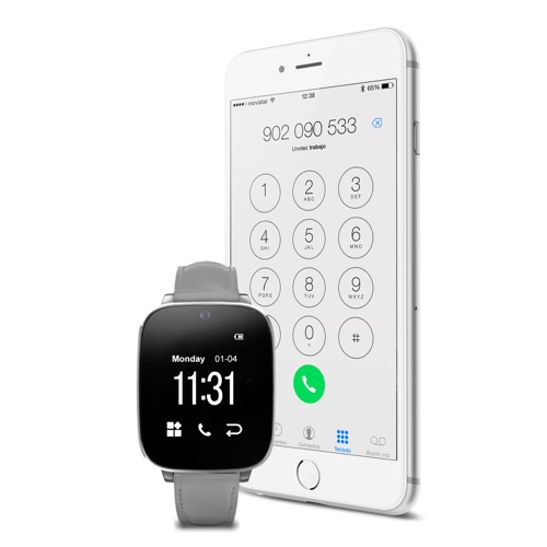 UNOTEC Watch-BT5 SmartWatch Bluetooth